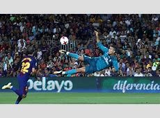 Barcelona 1 3 Real Madrid as it happened, goals, match
