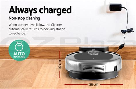 Devanti Automatic Robot Robotic Vacuum Cleaner Dry Wet Mop Microsoft Office Home & Business 2013 Cheap Desks For Uk Desk Chair Theater Subwoofer Reviews Use Seating