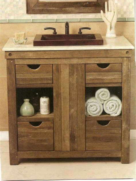17 best ideas about rustic bathroom vanities on small country bathrooms small