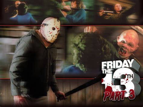 New Pics Friday The 13th Part Iii's Alternate Ending Was