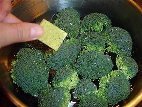 comment cuire les brocolis