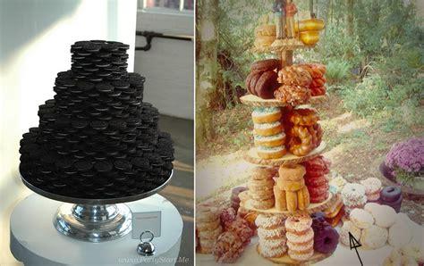 wedding cake alternatives cookie and donut wedding cake alternatives onewed