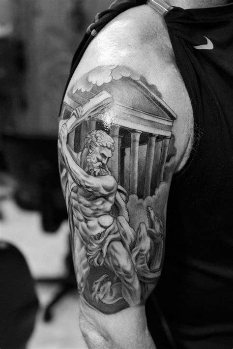 Tatouage Bras Zeus Tattooart Hd