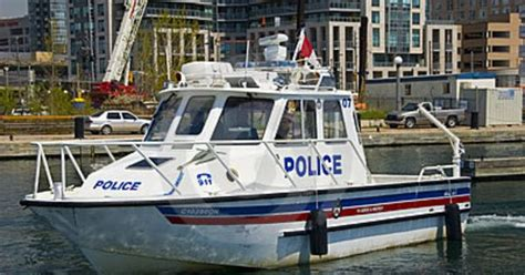 Dc Police Boat by Police Boats Flags Toronto Police Boat At Lakeshore With