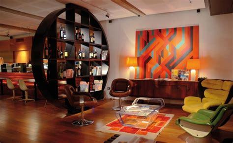 70's Home Interior Design : Die Möbel Und Farben Aus Den
