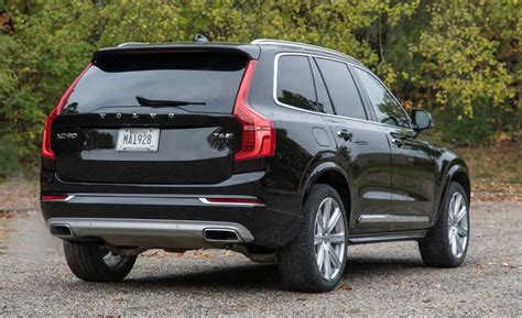 2018 Volvo Xc90 Luxury Suv T6 Changes  Cars Tuneup Cars