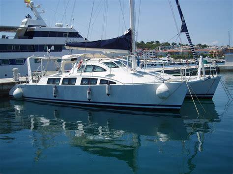 Catamaran A Vendre Republique Dominicaine by Achat Vente Catamarans Occasion Cat Flotteur 44