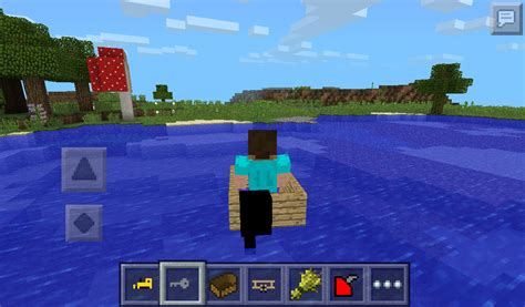 How To Make A Boat In Minecraft Ipad by Mech Motor Boats Minecraft Pe Mods Addons