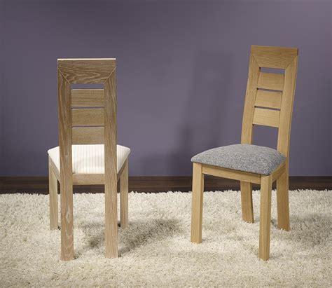 chaise mathis en ch 234 ne massif ligne contemporaine meuble en ch 234 ne