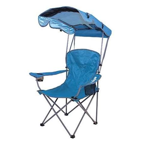 kelsyus original canopy portable chair blue savvysurf co uk