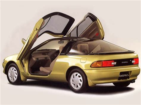 Toyota Sera Classic Car Review Honest John Make Your Own Beautiful  HD Wallpapers, Images Over 1000+ [ralydesign.ml]