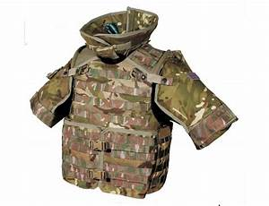 New body armour Virtus for infantry troops of British army ...