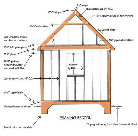 10x12 storage shed plans 10x12 shed building plans pictures to pin on