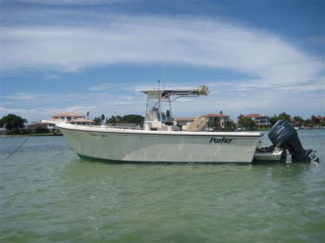 Parker Boats Nada price reduced 2501 25ft parker center console the