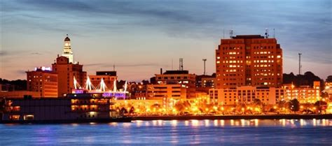 Casino Boat Quad Cities by Davenport Iowa S Entire Downtown Fronts The Mississippi