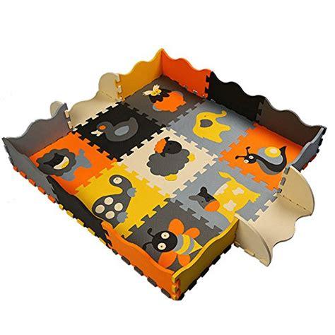 puzzle tapis tapis de jeu tapis de jeu puzzle en mousse kinderteppich25 lot de 120 cm 120 cm