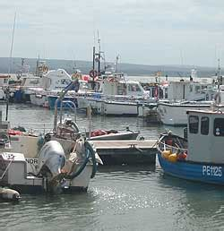 Fishing Boat Charter Poole by Poole Charter Boats Association Location