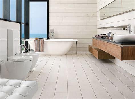hout in je badkamer met deze houtlook tegels kan het