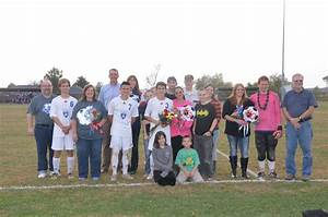 Senior soccer players honored Monday night - Enquirer Democrat