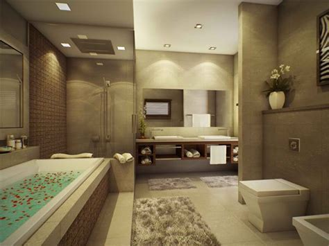 15 Stunning Modern Bathroom Designs Average Cost Of Exterior House Painting Can Brick Be Painted Interior Acrylic Paint Texture How To A Ceiling With Best Semi Gloss Walmart Prices Job