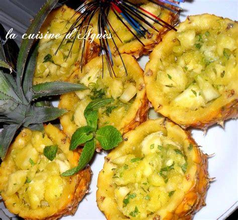 ananas mojito la cuisine d agn 232 sla cuisine d agn 232 s