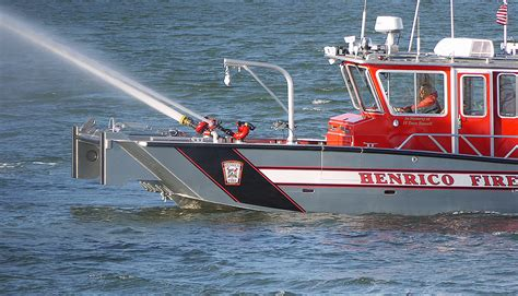 Vancouver Fire Boat 3 by Fire Boat Manufacturers Rescue Boats Munson Aluminum Boats