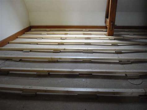 calage lambourde pour plancher 224 clouer forum rev 234 tements de sols syst 232 me d