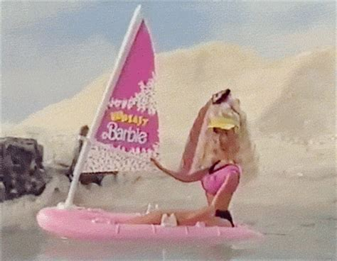 Barbie Sailboat by Barbie Wtf Gif Find Share On Giphy