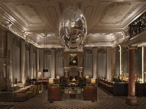 Ian Schrager's New London Edition Hotel Reviewed