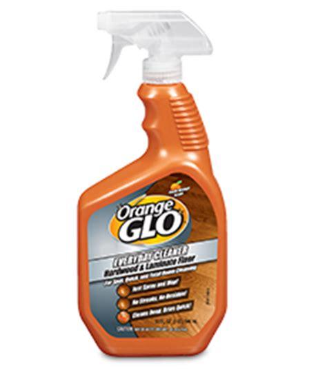 orange glo wood furniture 2 in 1 clean spray
