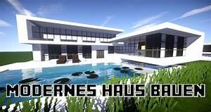 Haus Bauen Anleitung : minecraft modernes haus bauen 23x20 tutorial anleitung 17 2016 hd youtube ~ Markanthonyermac.com Haus und Dekorationen