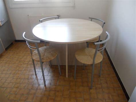 table ronde cuisine clasf