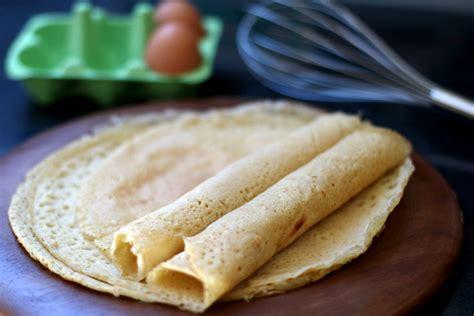 recettes de cr 234 pes sans gluten ni lactose et que 231 a