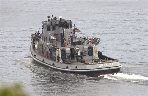 Boat Salvage Wilmington North Carolina by Tugs Of The United States Navy
