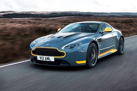 Aston Martin V12 Vantage S Manual First Drive, Car+ June
