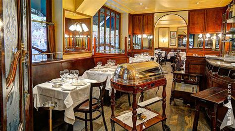 restaurant chez georges porte maillot 224 17 232 me arc de triomphe menu avis prix