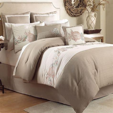 seashore coastal comforter bedding from chapel hill by croscill
