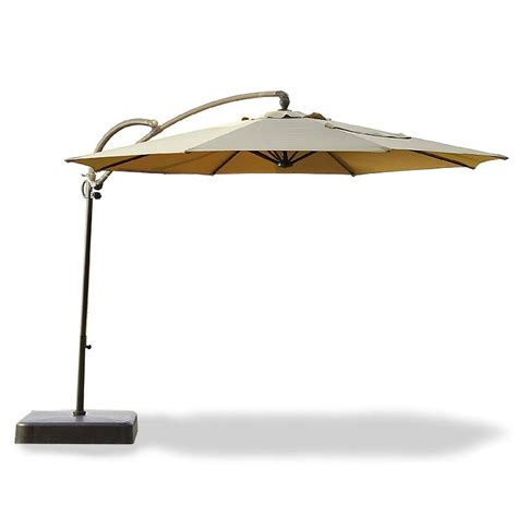 Sears Offset Patio Umbrella by Replacement Canopy For Kmart Essential Garden 10ft Offset