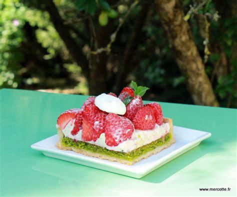 tartes aux fraises et aux framboises les desserts de l 233 t 233 la cuisine de mercotte