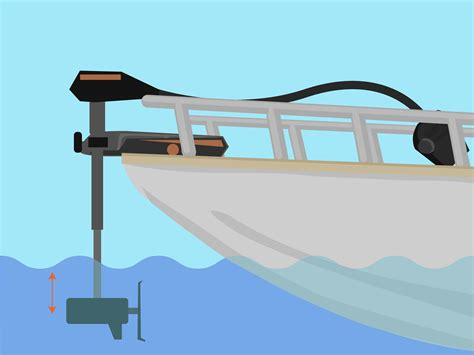The Open Boat Main Idea by 3 Easy Ways To Mount A Trolling Motor With Pictures