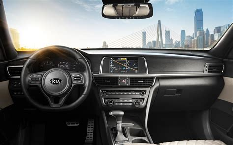 2018 Kia Optima Interior Design And Comfort Features