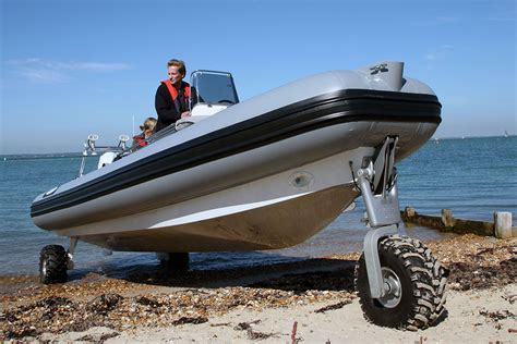 Inflatable Boat With Drive Wheels by 5 Of The Best Hibious Vehicles Boats