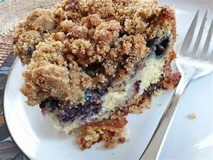 blueberry coffee cake | flavorsmack