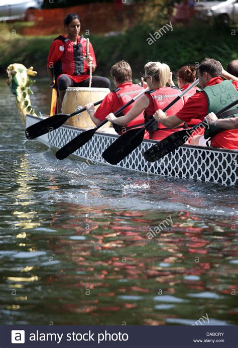 Dragon Boat Racing Warwick by Dragon Boat Team Working Together Stock Photos Dragon