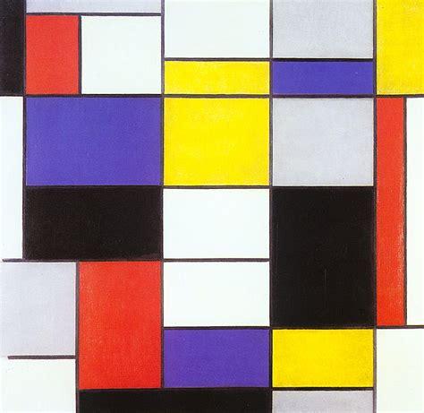 Piet Mondrian by Mondrian Piet
