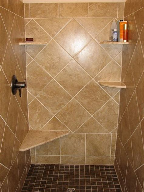 how to install bathroom tile in corners glass bathroom