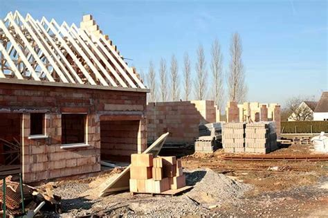 prix des travaux de gros œuvre d une maison