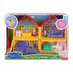 Peppa Pig House Playset   Walmart.ca
