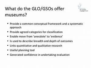 Ss evaluation workshop presentation