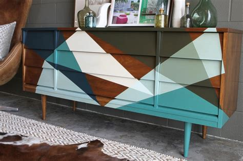 How To Strip And Refinish A Midcentury-mod Credenza